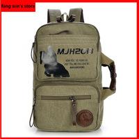 2014 new Korean men and women fashion casual canvas bag portable multi-purpose shoulder bag schoolbag mash