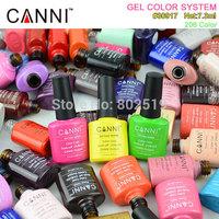 25pcs Hot sales Free shipping uv nail gel soak off led&uv nail gel polish (23colors+1base gel+1top gel)