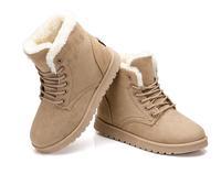 2014 autumn winter flat heel ankle boots women winter shoes casual cute warm shoes woman fashion snow boots women's boots#ZJJ27