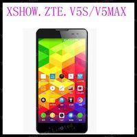 100% original ZTE V5 MAX N958St  5.5 Inch OTG 2G RAM 16 ROM Quad Core Dual SIM 13MP Qualcomm snapdragon 410 MSM8916 freeshipping