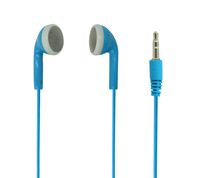 Fashion blue 3.5mm Super bass In-ear Headphone Noise isolating Earphones FA Earbud for sansung XIAOMI LG