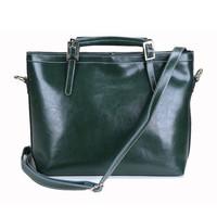 New 2014 Fashion Designer Brand Genuine Leather Shoulder Bag Vintage Handbag 4 Colors Gift Free shipping Hot sell