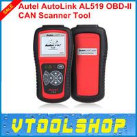 Top 2014 Super Wholesale New genuine Autel Autolink AL519 scanner with promotion price ORIGINAL Autel AL 519 Code Reader