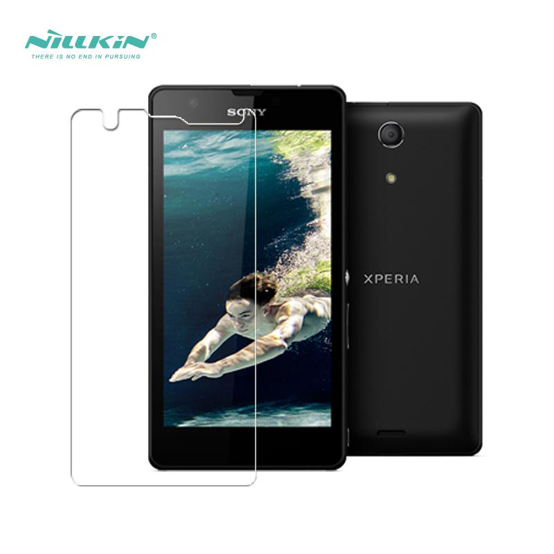 Защитная пленка для мобильных телефонов Nillkin Sony M36H /Sony Xperia ZR защитная пленка nillkin защитная пленка nillkin для lenovo k910 матовая