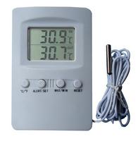 Digital Max Min Memo Alarm Outdoor Thermometer