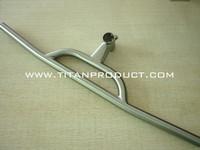 Titanium Integral Handlebar-Stem