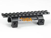 NcStar Style MP5, MK5,HK, G3,GSG5 Claw Scope Mount For Hunting Rifle Picatinny/Weaver Rail Handguard -MDMP5