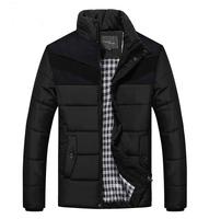 new arrival wholesale promotion men thick winter jacket ,casual down jacket male coats plus size 6886