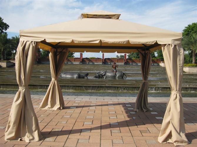 Online kopen wholesale terras tuinhuisje tent uit china terras tuinhuisje tent groothandel - Leuningen smeedijzeren patio ...