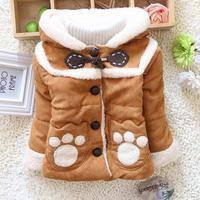 4pc/lot baby girls boys coats kids jackets fur high quality children outerwear factory wholesale panya jyf16
