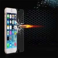 50pcs    for iphone6 Explosion Proof Front Premium Tempered Glass For iPhone 6 4.7inch temper glass with retail box
