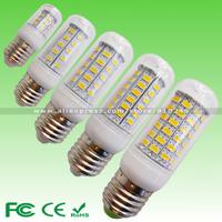 New Arrival AC110V/AC220V 9W 12W 15W 18W 20W SAMSUNG SMD5730 E14/E27/GU10/G9/B22 LED Corn Lamp Bulb Energy Efficient Lighting