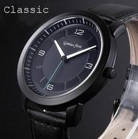 Fashion Top Brand Luxury Quartz Watch Men Swim Sports Watches For Man Leather Elegant Casual Dress Business Wristwatch Women