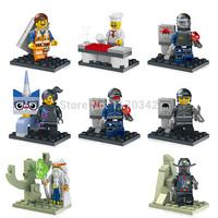 Wholesale The Movie Minifigures LELE 78060 Building Blocks Sets Model Figures Classic Toys Bricks