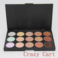 HOT 1set 15 Color Eye Concealer Camouflage Makeup Palette Pro AL01