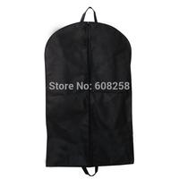 (3 pcs/lot) New Set Of Black Peva Garment Suit Covers Clothes Dress Bag organizer
