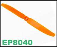 EP8040 8x4 Direct Drive Propeller Blade for RC Airplane ML809 (1060 8060 8040 7035 6030 5030 9050) 100pcs Freeshipping