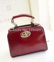 Free Shipping New Arrival Popular Design Cute Women's Handbag Messenger Bag, Shoulder Bag, Tote Bag Candy Corlor F013