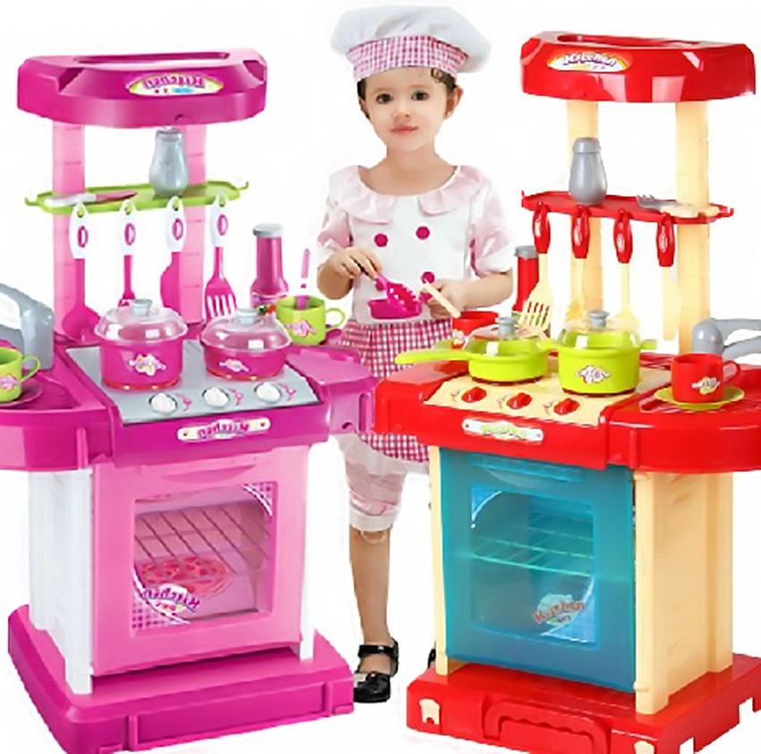 Speelgoed Keuken Accessoires Plastic : Toy Kitchen Play Set