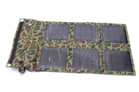 YSHS-18 18W Foldable Solar Panel Portable Solar Charger for iPhone 6 6 Plus 5S 5C 5 4S 4, iPods, Samsung Galax