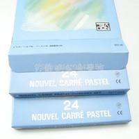 Hot !Genuine SAKURA cherry color toner 48 color pastel chalk powder brush bar ( dark + bright ) NCT-48