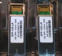 10Gbps 1310nm Single mode Dual LC 10km SFP+ Transceiver Module
