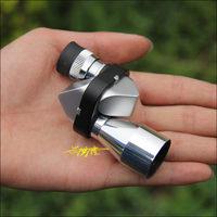 Aluminum alloy small corner mini hd telescope monocular telescope outdoor travel 8