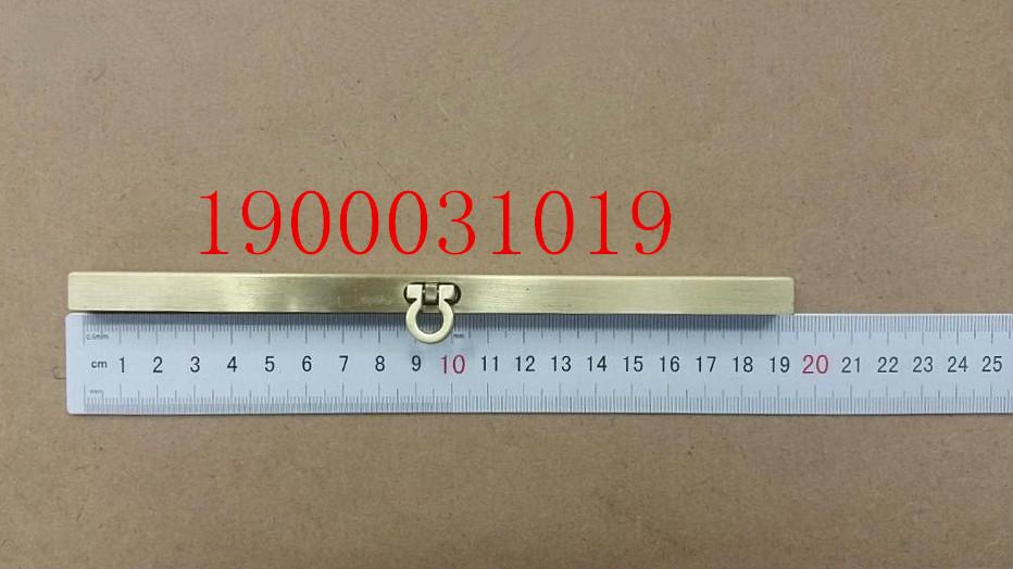 Bag Purse Metal Frame Kiss Clasp DIY Bag Clutch Accessories Sewing Bag Handle Fedex Free Shipping 1900031019(China (Mainland))