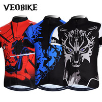 2014 Personalized Print Fashion Men`s Short Cycling Jerseys Hombres Manga Corta VeoBike Fitness Short Sleeves Cycling Jerseys