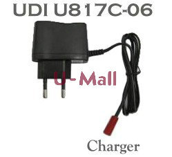 Udi U817c parts Charger RC helicopter Udi U817c RC airplane spare parts(China (Mainland))