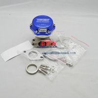 freeshipping Blue ab38MM External WastegateTurbo Wastegate 14psi Universal turbo waste gate Suitle For All Turbocharged Vehicles