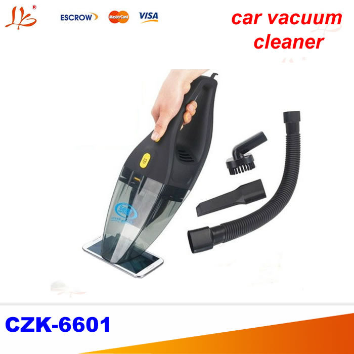 Ultra-high-power car vacuum cleaner car vacuum cleaner 120W super suction wet and dry automotive supplies CZK-6601(China (Mainland))