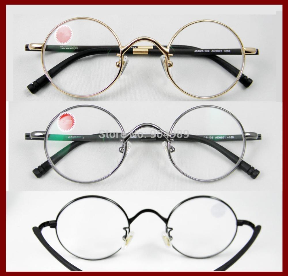 List Of Eyeglass Frame Companies : Aliexpress.com : Buy 45 23 139 Vintage Round geek STYLE ...