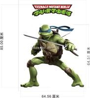Teenage Mutant Ninja Turtles Wall Stickers Wall Decals for Boys' Bedroom Decor