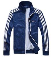 2014 New men's formal leisure jacket coat / Casual men brand sport jacket Size L - XXL