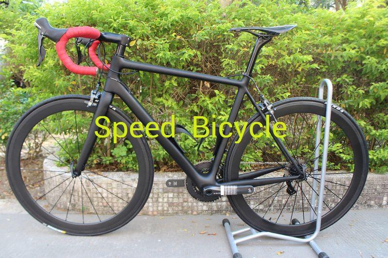RCA Full Carbon Bike Complete Road Bike FFWD Wheels Free Shipping(China (Mainland))