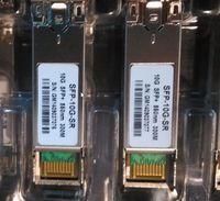10Gbps Wavelength 850nm Multi-mode Dual LC 300m SFP+ Transceiver Module