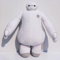 RETAIL 38CM The BIG Hero 6 Baymax plush dolls The Frozen OLaf snowman Baymax stuffed bececos toys