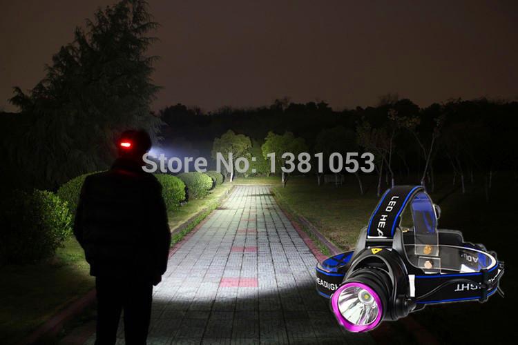 Налобный фонарь OEM 2000 T6 T6 LED Bulbs