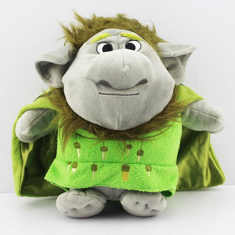 "Frozen Trolls Plush Toys Stone Kristoff Friend Rock People Grand Pabbie Plush Toys Soft Stuffed Dolls 12"" 30CM(China (Mainland))"
