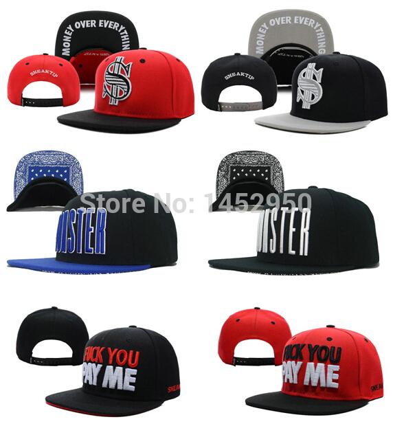 Sneak tip Snapbacks cap bulls caps black white Gray red fashion snapback caps for men women baseball cap Epacket Free Shipping(China (Mainland))