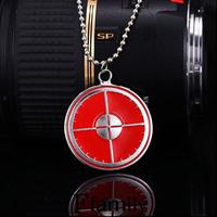 Hot new!!!!!High quality!Eagle eye badge necklace seiko drip pendants wholesale
