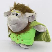 "5pcs /lot Trolls Plush Toys Stone Kristoff Friend Rock People Grand Pabbie Plush Toys Soft Stuffed Dolls 12"" 30CM"