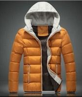 2014 Hotsale Men Winter casual Coat Jacket Down Coat Parka Outdoor Wear High Quality Plus Size L-XXXXL Free shipping