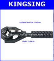 KS-BX-40 (15-40mm) Manual Wire Stripping & Peeling Tool, Cable Peeler + Free Shipping by DHL air express (door to door service)