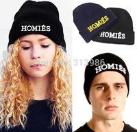 wholesale 5pcs/lot  hip hop hat polo hat polo beanie bonnet  femme men skullies beret men unisex hat free shipping  homies