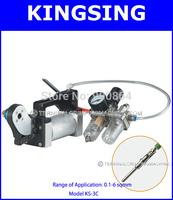 Hig-speed Air Terminal Crimping Machine, Pneumatic Crimping Machine KS-3C + Free Shipping by DHL air express (door to door)