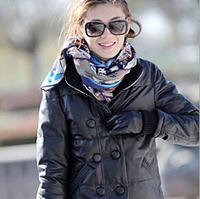 Brand Scarf Silk Fashion women Scarves and shawl Printed scraf women Winter shawl and Scarves