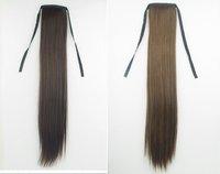 """Wide Choice,22"""" 93% india human hair Horse tail hair/ Ponytail Hair(#1B,#2,#4,#8,#613,#2t33,#2t30,#4t33,#4t30,#8/613,#27/613)"""