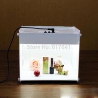 super mini Professional Portable MD30 Mini Kit Photo Photography Studio led photto Light Box Softbox